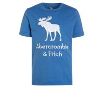 CORE - T-Shirt print - blue