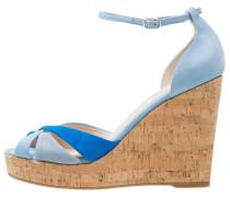 LINETTE High Heel Sandaletten blue
