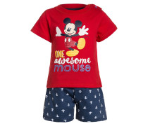 ONE AWESOME MOUSE SET Shorts racing red