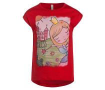T-Shirt print - red