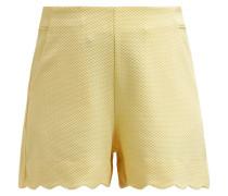 Shorts pale banana