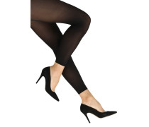 WARM UP 60 - Leggings - Strümpfe - black