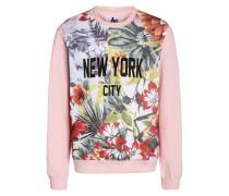 BUNNY Sweatshirt old pink