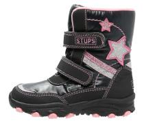 Snowboot / Winterstiefel navy/pink