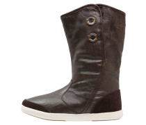 FERNANDA - Snowboot / Winterstiefel - dark brown