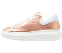 Sneaker low rose/wit