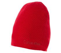 EMMA Mütze red