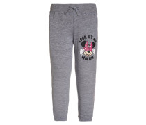 MINNIE Jogginghose gray melange