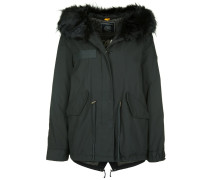 ZÜRS Parka new green black