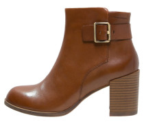 ANNA Ankle Boot cognac