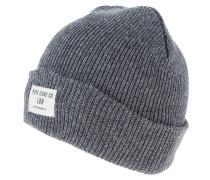 ASBURY Mütze grey marl