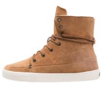 VERMONT Sneaker high cognac/offwhite