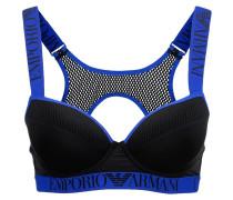 Pushup BH black/blue