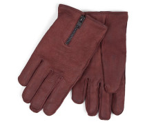 GARNER Fingerhandschuh ox red