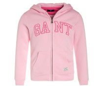 Sweatjacke - california pink