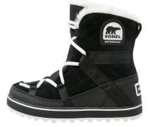 GLACY EXPLORER SHORTIE - Snowboot / Winterstiefel - black