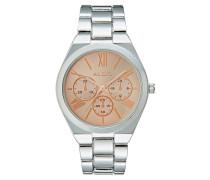 FRALIAN Uhr silvercoloured/rose goldcoloured