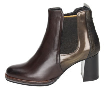 Ankle Boot green/brown