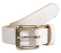 Gürtel - regular white