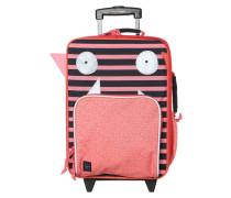 Trolley pink blue