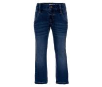 NITALEXI Jeans Straight Leg dark blue denim