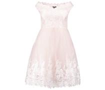 KIM Cocktailkleid / festliches Kleid nude