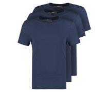 3-PACK - T-Shirt basic - dark blue