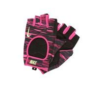 Fingerhandschuh vivid pink/black/volt