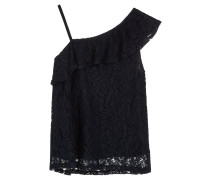 Top - navy lace