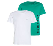 INTENSE POWER 2 PACK - Unterhemd / Shirt - green