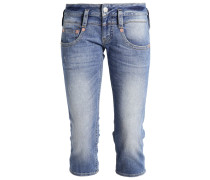 PITCH SHORT Jeans Slim Fit radiated