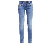 ALENA - Jeans Straight Leg - watersplash