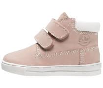 BIBI Klettschuh pink/white