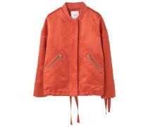 DUKE - Leichte Jacke - neon orange