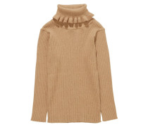 Strickpullover tan
