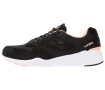 LS180 - Sneaker low - black/nude