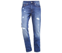 GENO Jeans Straight Leg dark blue