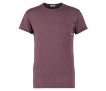 GUETHARY TShirt basic burgundy