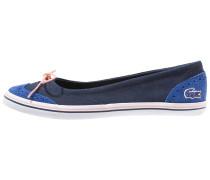 LOXIA Klassische Ballerina navy/blue