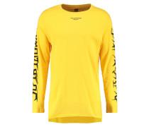 SAY NOTHING - Langarmshirt - bright yellow