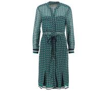 Blusenkleid green/multi