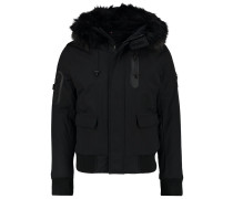 VIERA HOMELAND Winterjacke black