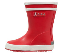 FLAC Gummistiefel rouge new