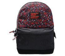 MIDWAY MONTANA Tagesrucksack morrocan black/red