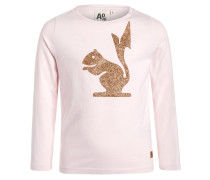 Langarmshirt soft pink