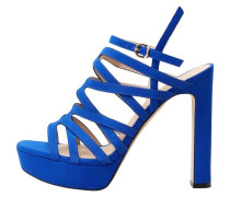 PETRA - High Heel Sandaletten - blue