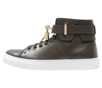 MONACO Sneaker high olive