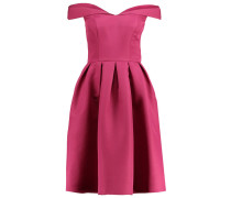 SHERI - Cocktailkleid / festliches Kleid - berry