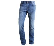 AEDAN - Jeans Straight Leg - light stone wash denim