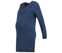MLQUILTA Sweatshirt dark blue denim